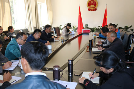 凤庆县人大常委会机关工会召开会员大会